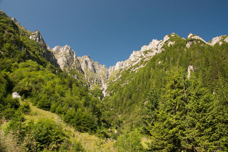 Valea Bucsoiului, Bucegi