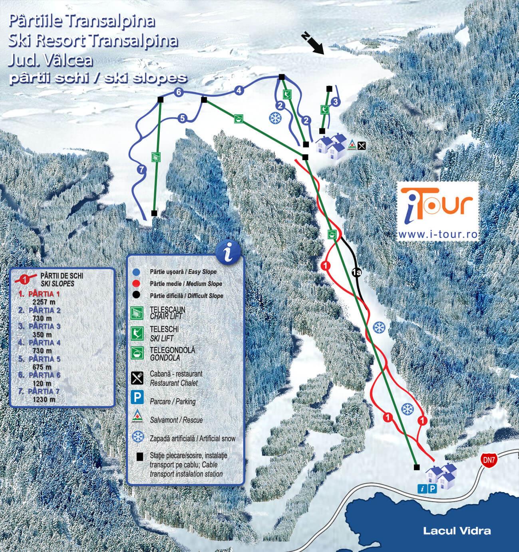 harta-transalpina-ski-resort
