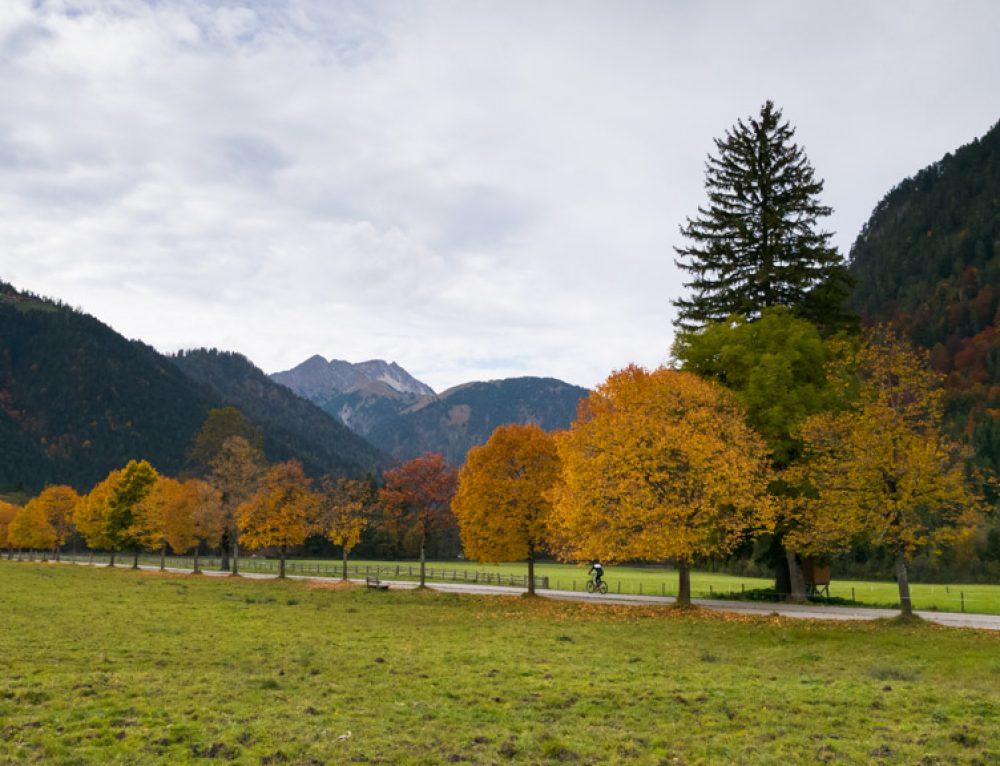 Soloing Tirol