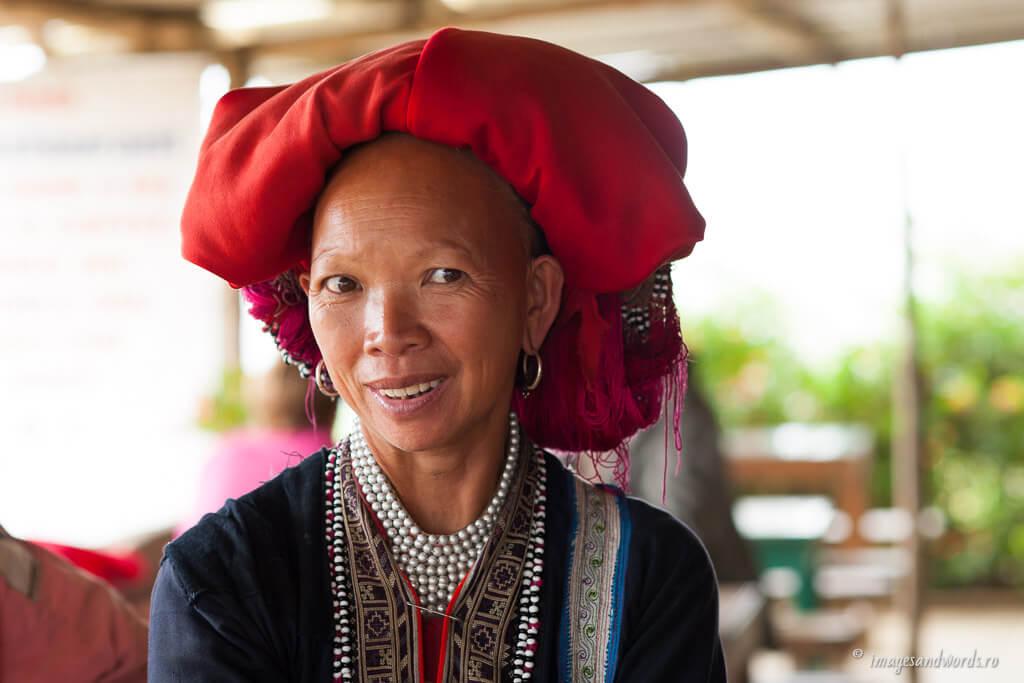 Red Dao People, Sa Pa, Vietnam
