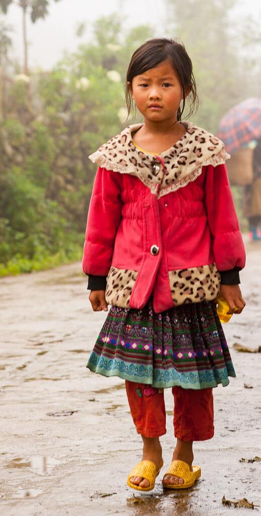 Red Dao People, Sapa, Vietnam