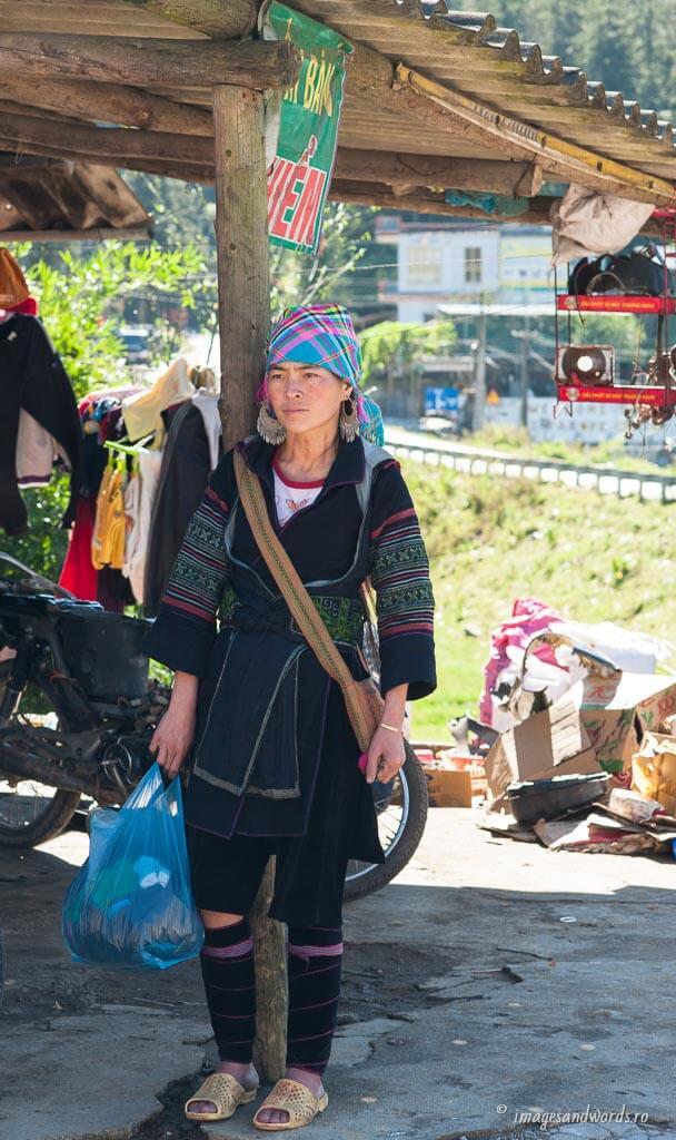 Hmong People, Sa Pa, Vietnam