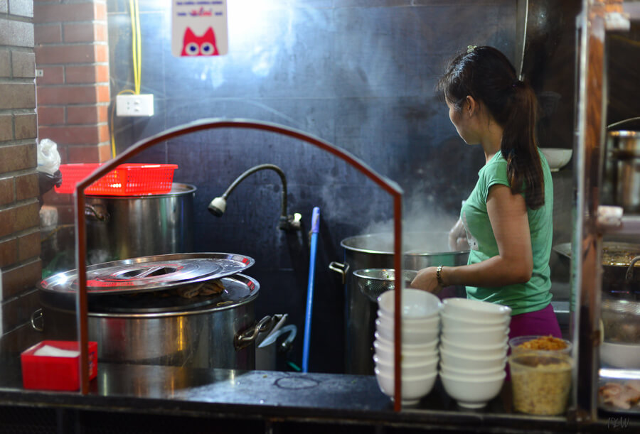 Hanoi Street Food, Vietnam