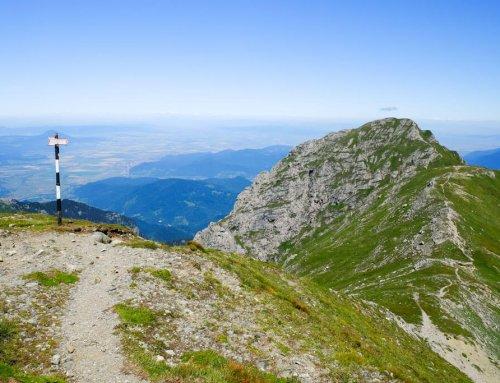 Bucșoiu Mare. 2.492 de metri și un pic