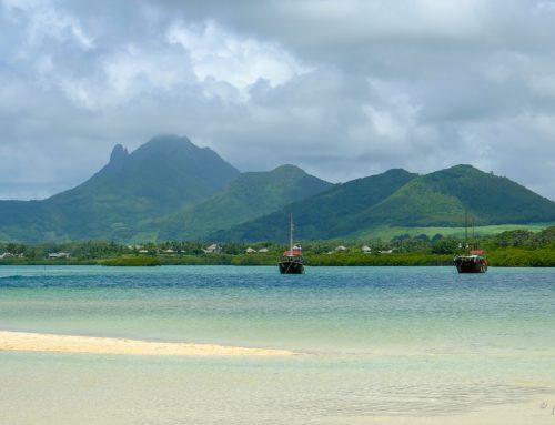 Mauritius. Insula desenată de Creionul Ascuțit