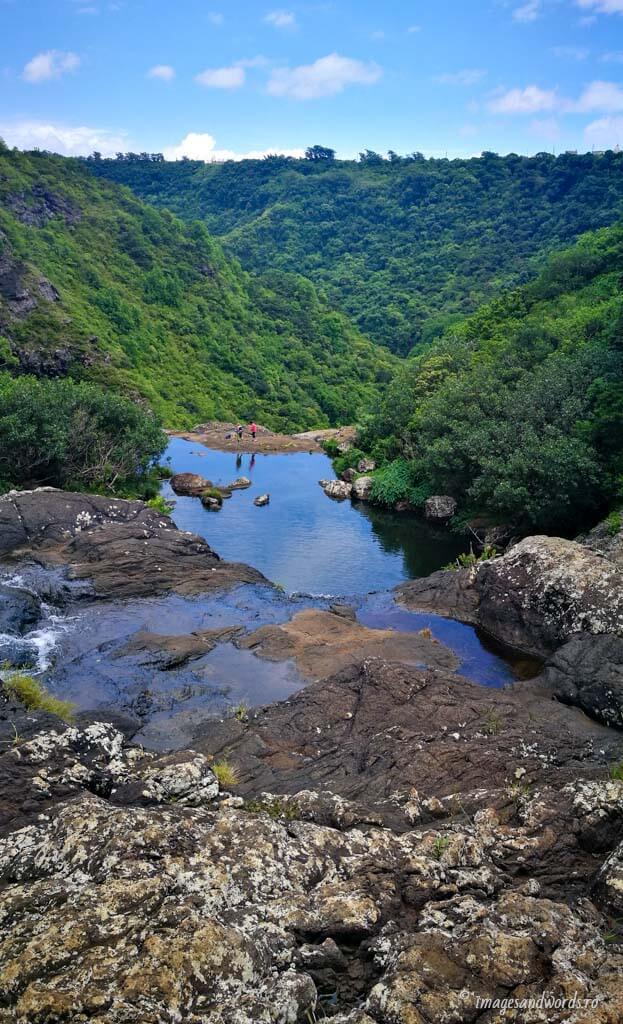 7 Waterfalls Tamarin Valley Mauritius